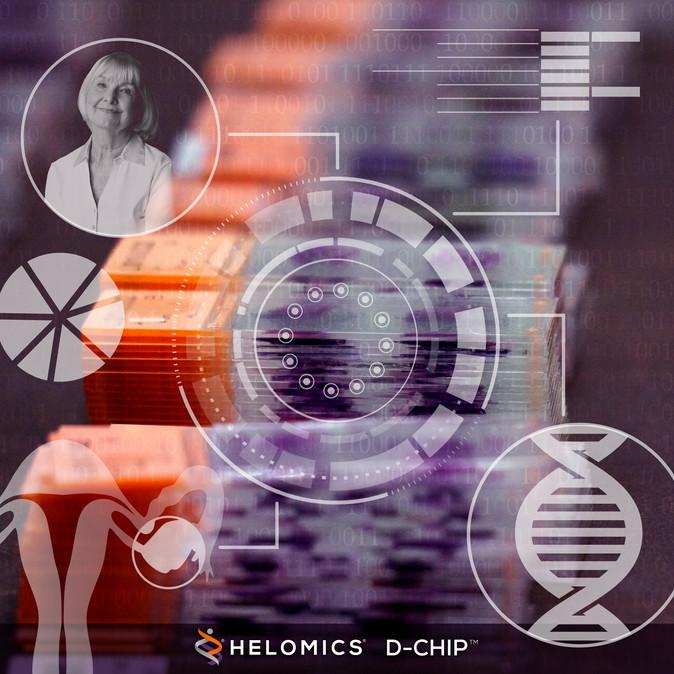 Helomics® Corporation Announces the Launch of D-CHIP™, a Clinical Knowledge Bioinformatics Platform