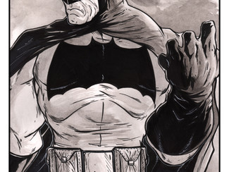Latest Batman Commissions