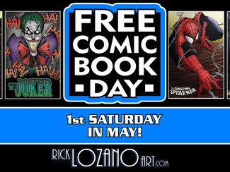 Free Comic Book Day News