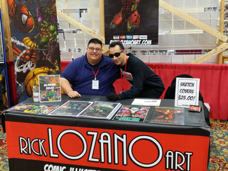 Akron Comicon 2015 Recap