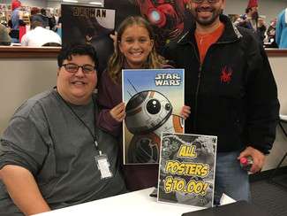 N.E. Geek Expo Review
