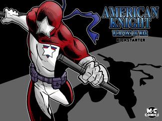 American Knight Kickstarter 2016