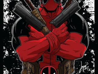 New Deadpool Poster