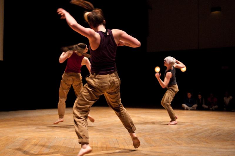 Tempo - Greenwich Dance