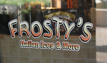 Frosty's Italian Ices and More Restaurant at Shelter Cove