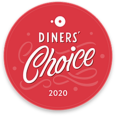 Diner's Choice Award 2020