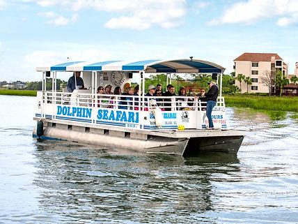 Dolphin Seafari Cruise Boat