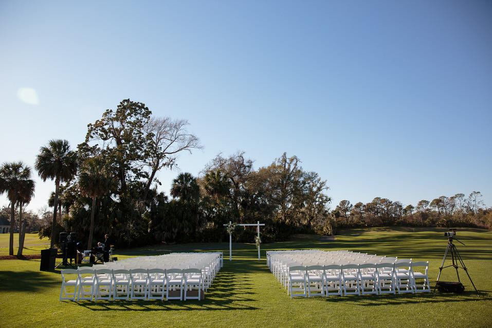 Arthur Hills Ceremony