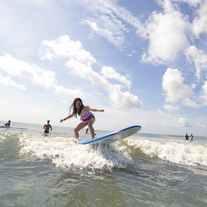 4 Ways to Get Out and Enjoy the Water at Palmetto Dunes