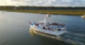 Captain Mark's Holiday Dolphin Cruise Boat