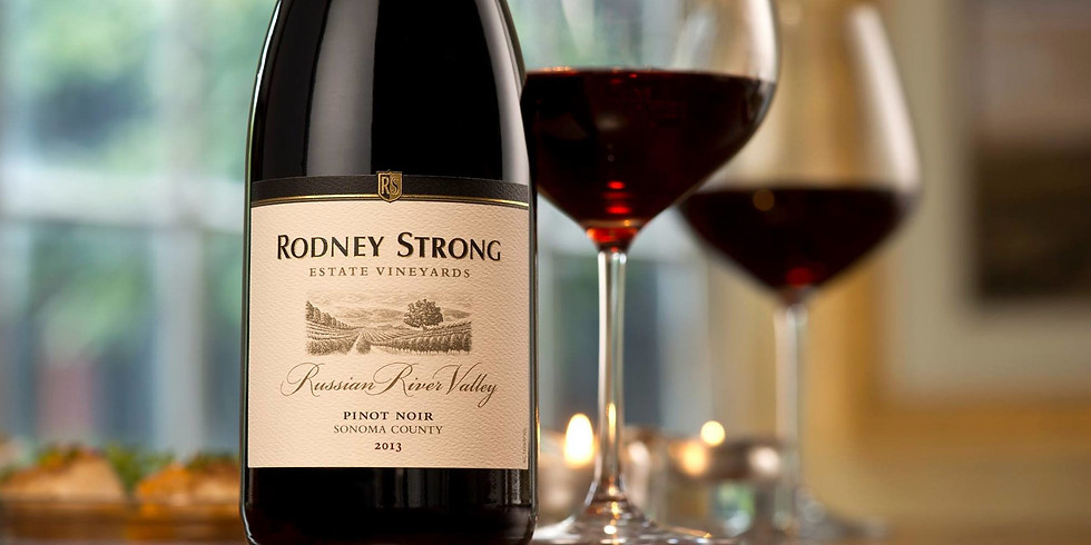 Rodney Strong Reserve Wine Dinner