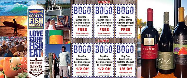 scotts fish market bogo coupons and wine bottles