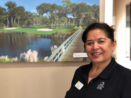 Palmetto Dunes Oceanfront Resort Staff Profile: Juana