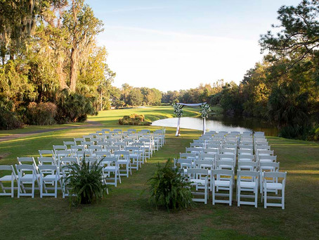 A Palmetto Dunes Fall Wedding: Abbey and Dylan