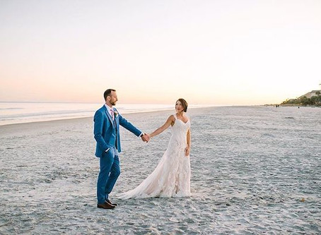 We're Falling for Autumn Weddings at Palmetto Dunes