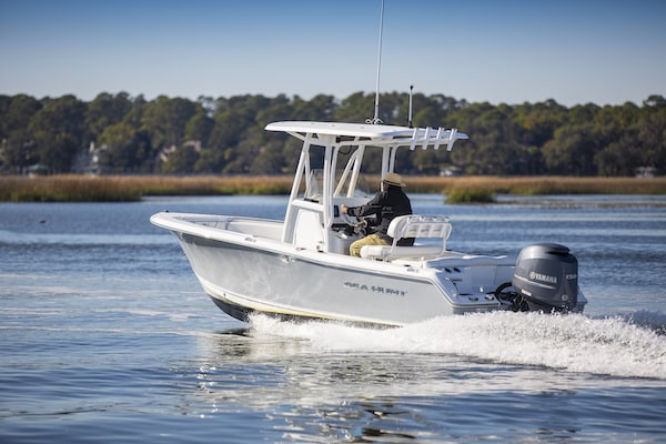 Hilton Head Sea Hunt Boat Rental