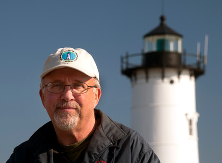 U.S. Lighthouse Society News: Jeremy D'Entremont Light Hearted Podcast with Clark Sinclair