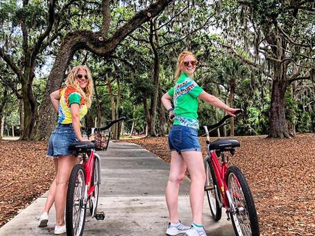 Bike the Beaches of Hilton Head Island