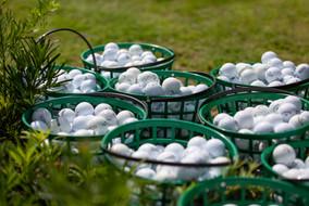Toptracer Golf Range balls