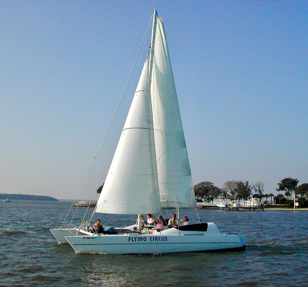 Hilton Head Island Sailing Charter