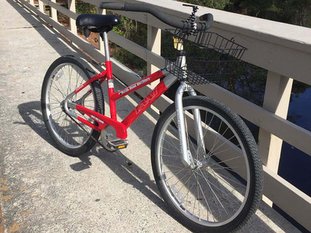 HIDDEN BIKE TRAILS OF HILTON HEAD ISLAND