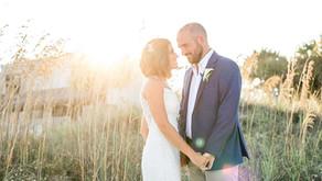 A Dunes House Destination Wedding: Melissa & Alex