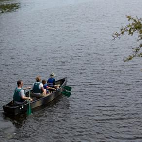 Can(y)o(u)e Believe it's National Canoe Day?