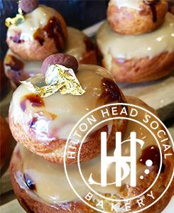 Hilton Head Social Bakery Desserts
