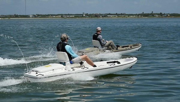 Jet Angler Boat for Hilton Head Water Sports Rentals