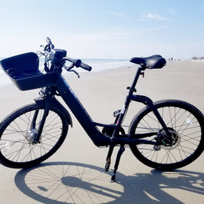 Get Healthy with our New Electric Bike Rentals!
