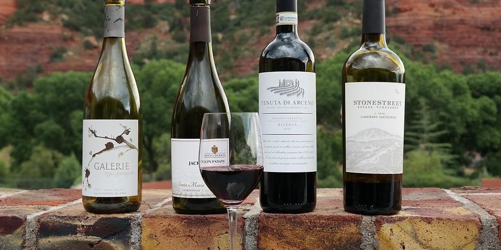 Jackson Family Wines Dinner