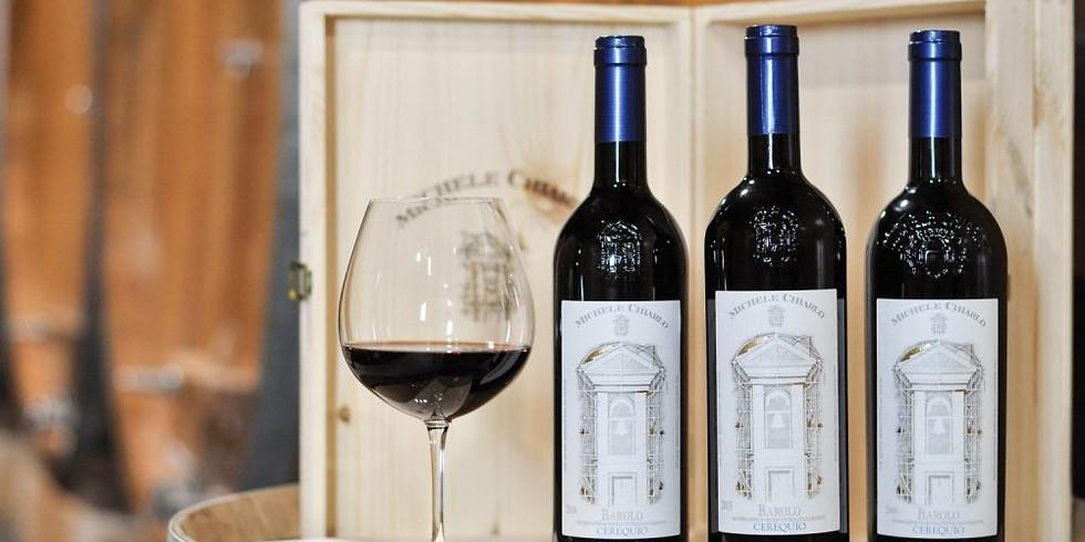 Michele Chiarlo Piemonte Wine Italian Dinner