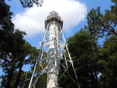 Hilton Head Lighthouse located in Palmetto Dunes Resort includes its own fascinating history