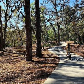 Places to Bike To From Hilton Head Outfitters