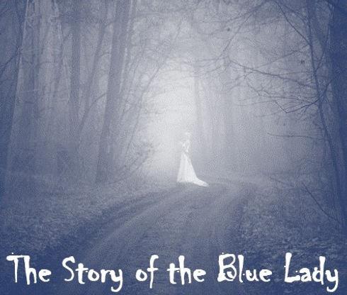 Blue Lady of Hilton Head