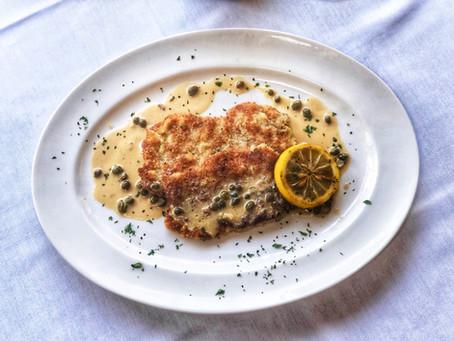 Alexander's Restaurant Famous Wiener Schnitzel Recipe