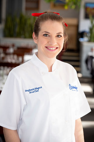 Stephanie Magocs, Sous Chef