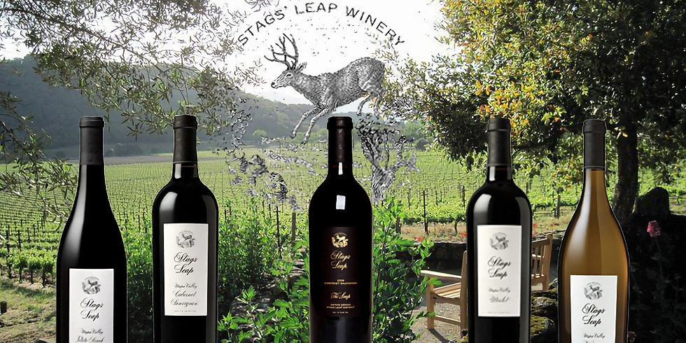 Stags' Leap Winery Wine Dinner