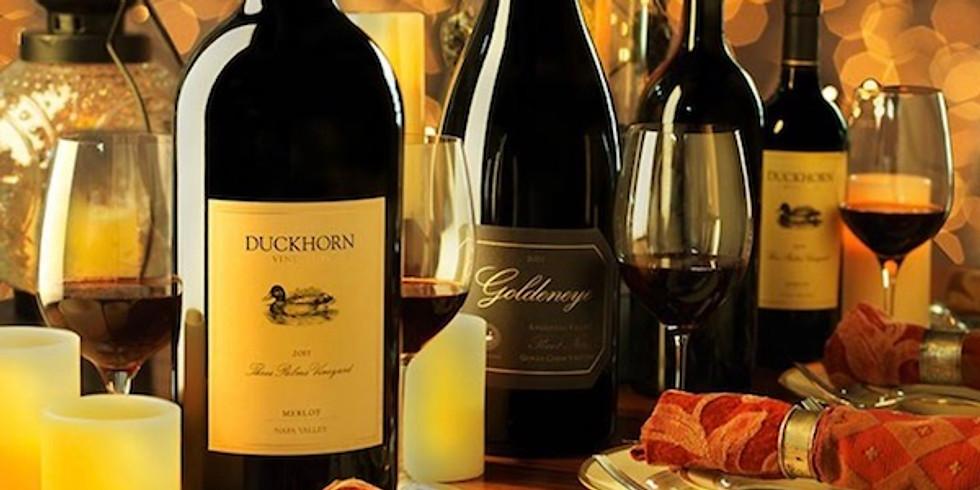 Duckhorn Vineyards Wine Dinner