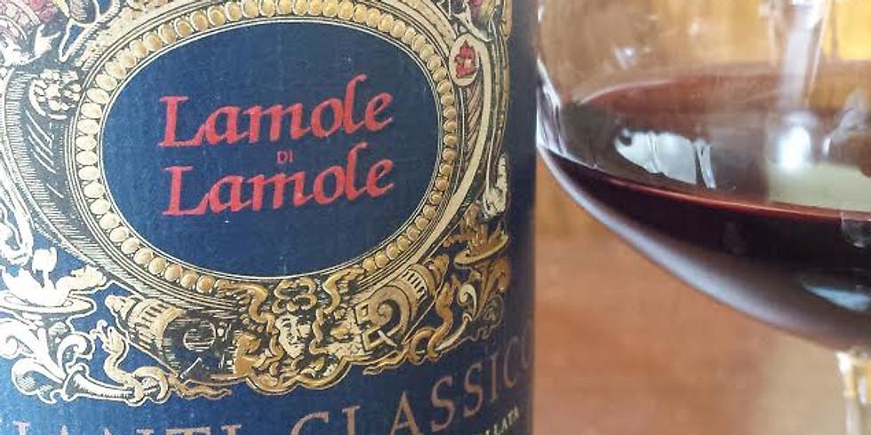 Lamole di Lamole Toscana Wine Dinner