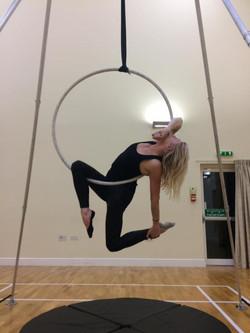 Aerial Hoop Enstone