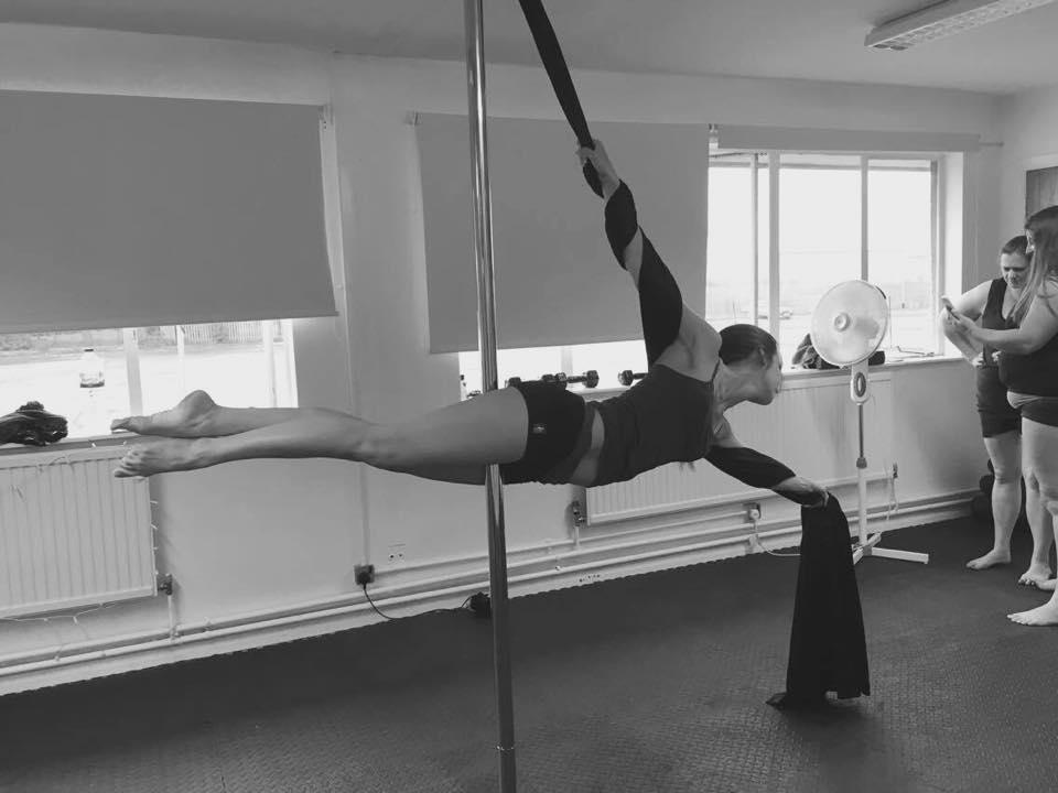 Pole Silks Witney