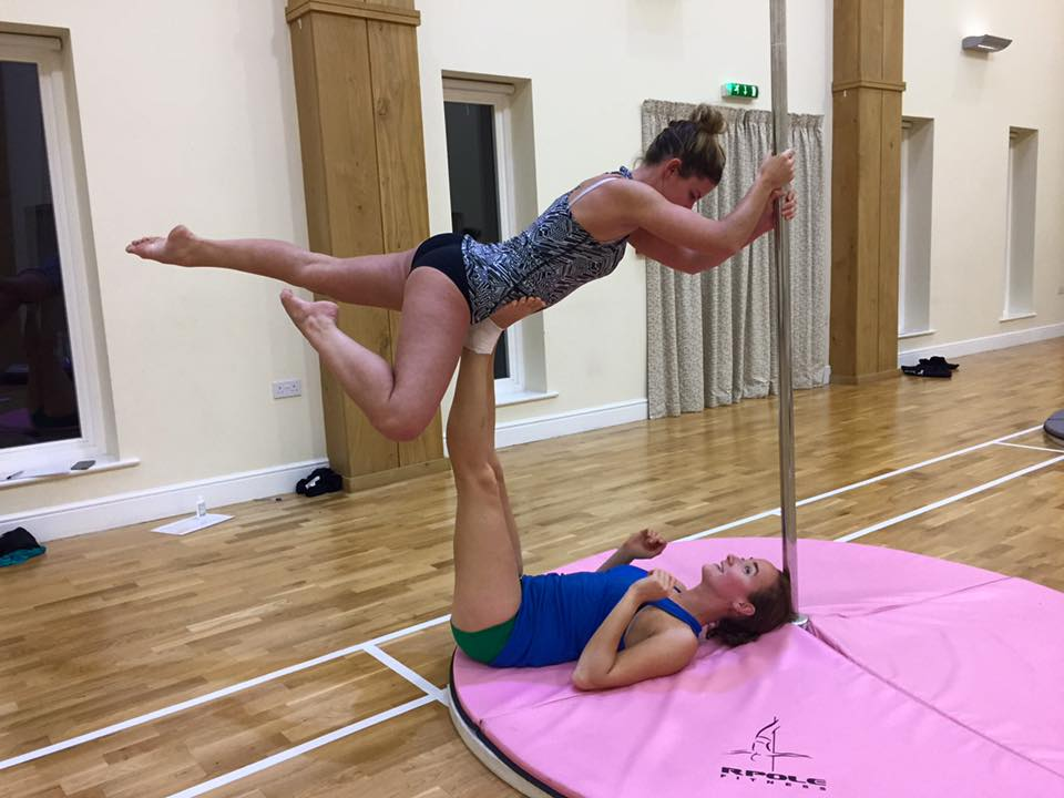 Pole Fitness Enstone