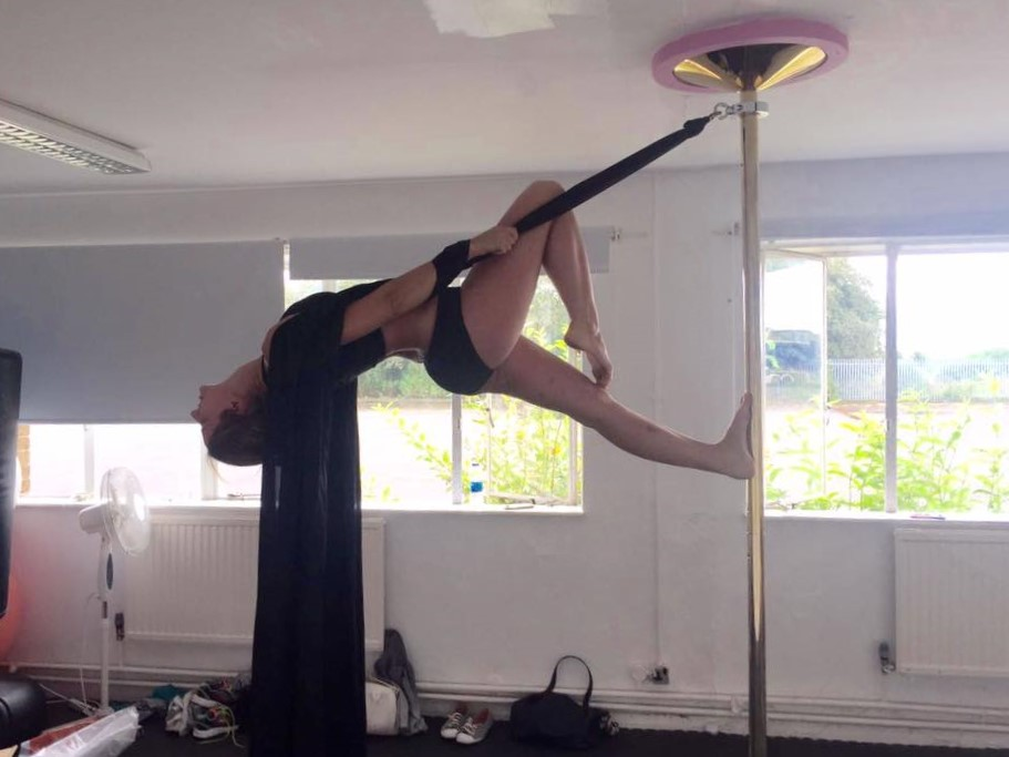 Pole Silks Witney