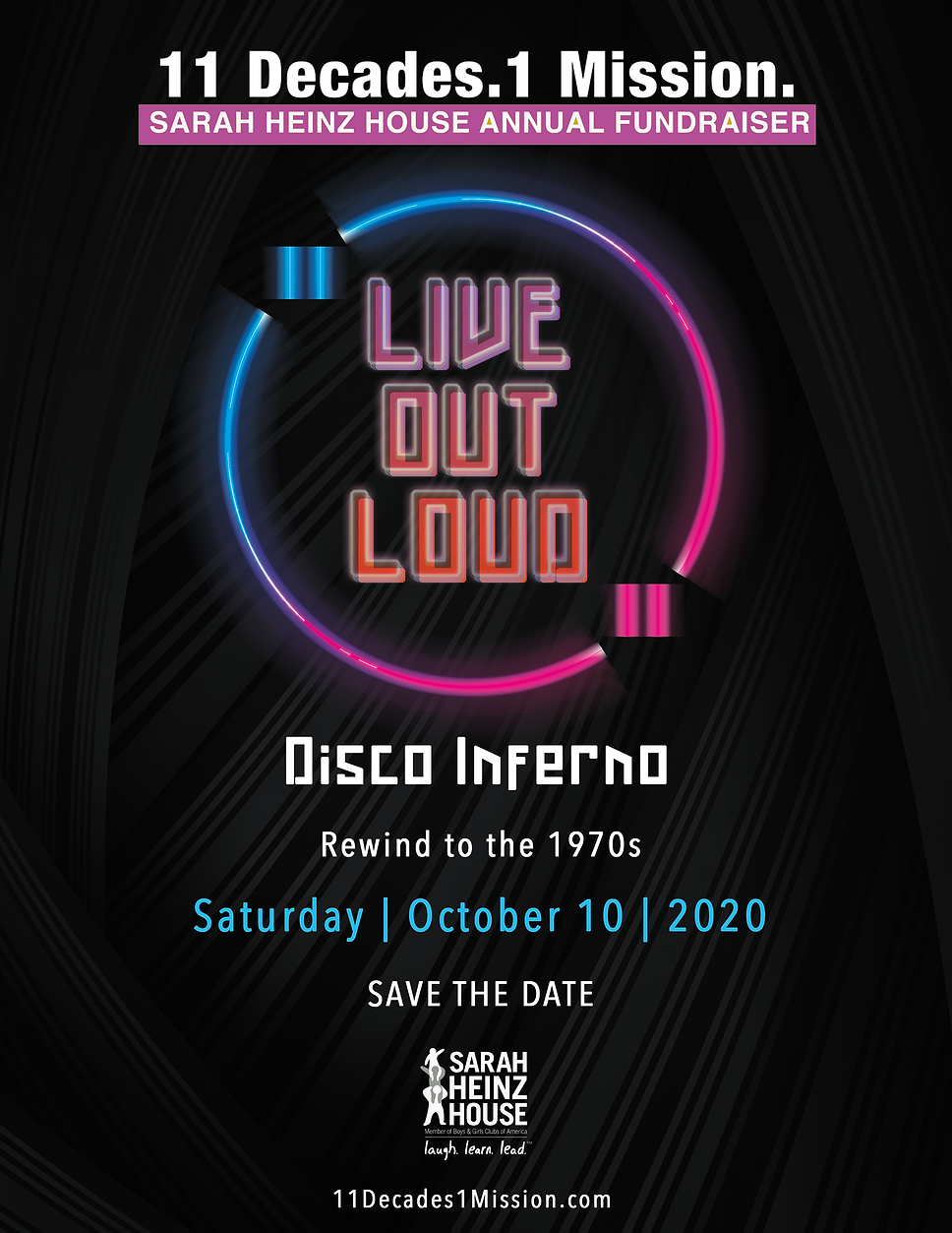 SHH - Live Out Loud - Invite.png