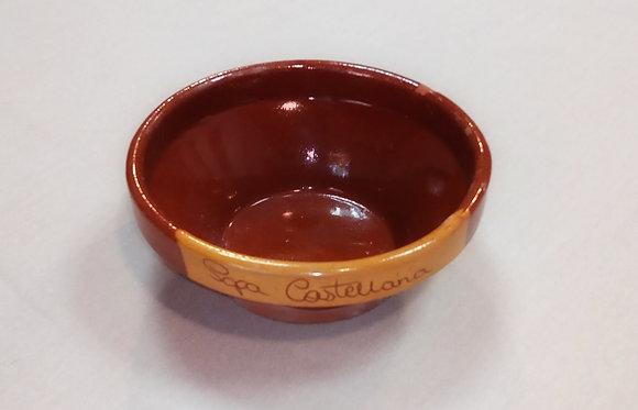 Cazuela de barro D=15 cm