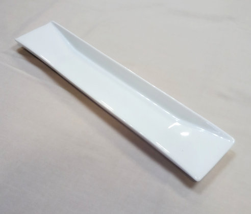 Fuente de porcelana 47x10 cm