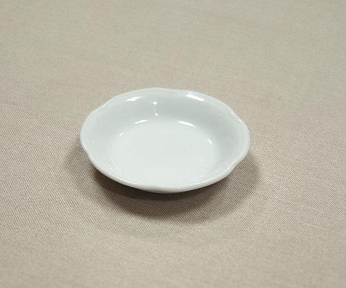 Salsera porcelana D=8 cm