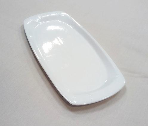 Fuente de porcelana 38x17 cm.
