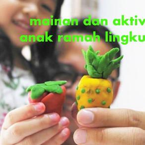 Ide Mainan dan Aktivitas Anak Ramah Lingkungan